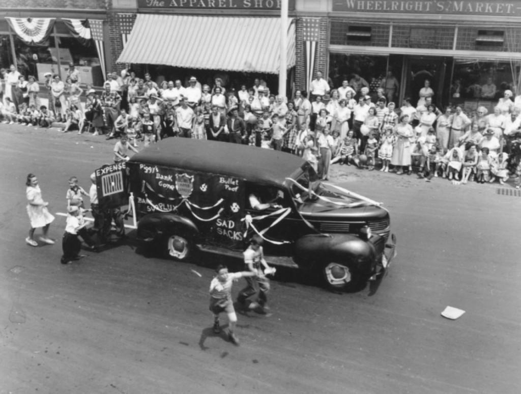 Parade 1952