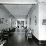 View of a hallway