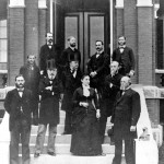 Hospital trustees and officers