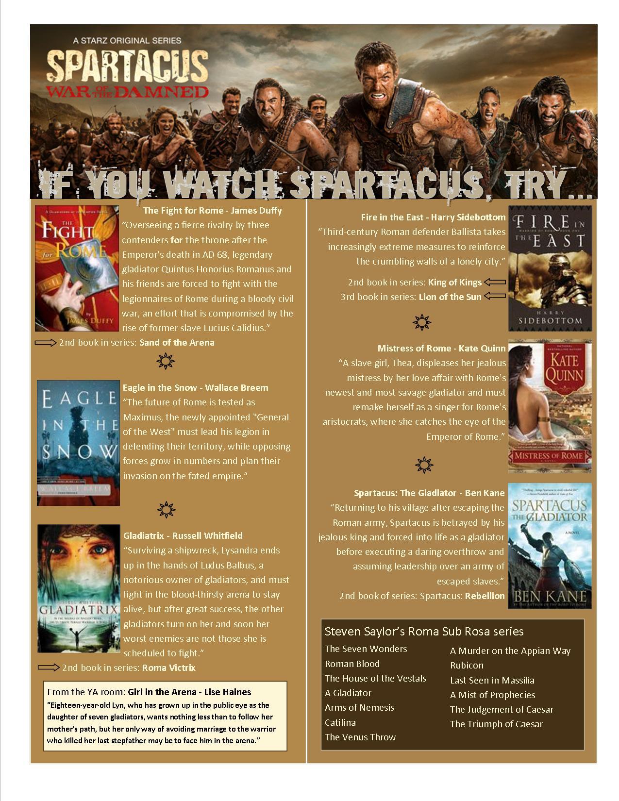 SpartacusReadalike_Booklist