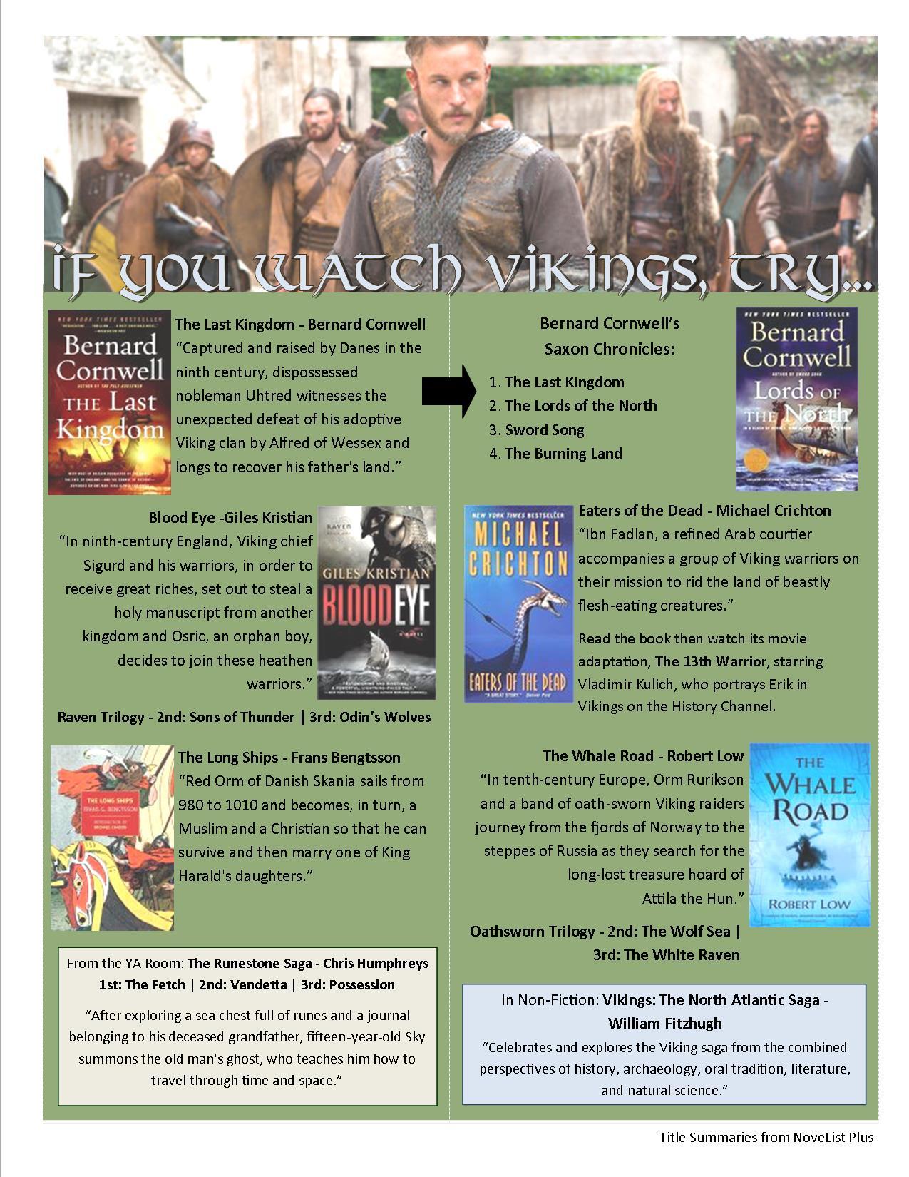 VikingsReadalike_Booklist