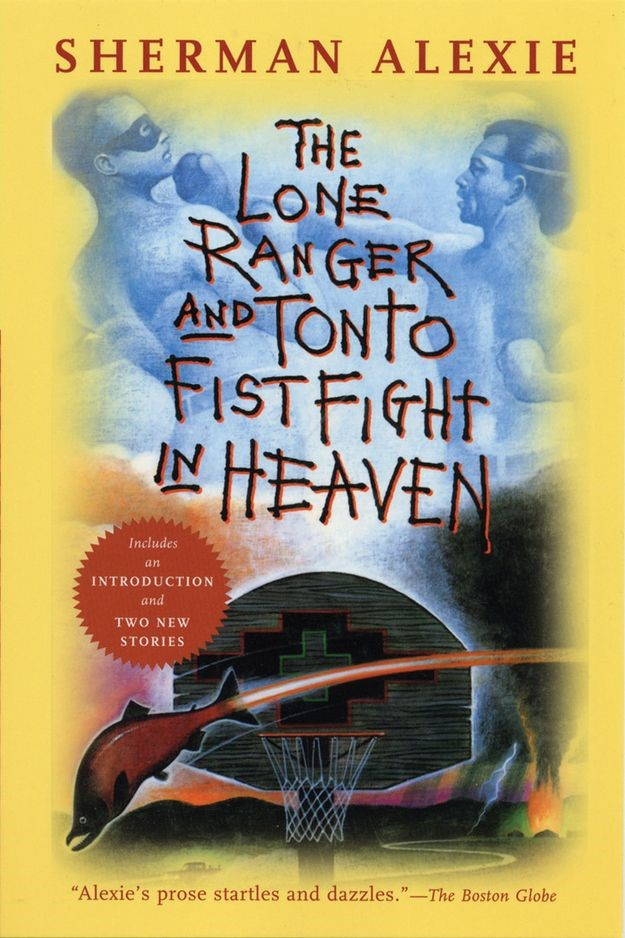 a literary analysis of the lone ranger and tonto fistfight in heaven by sherman alexie