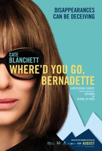 Movie Matinee: Where'd You Go, Bernadette